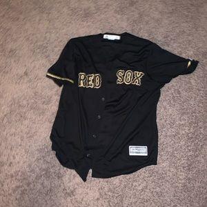 Mookie Betts Baseball Jersey